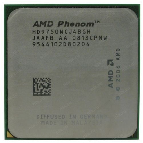 AMD Phenom X4 9750 Agena (AM2+, 2400MHz , L3 2048Kb) (Б/У)