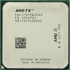 AMD FX-4170 Zambezi (4200MHz, AM3+, L3 8Mb) (Б/У)