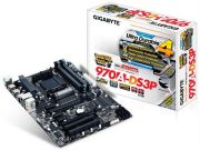 Gigabyte GA-970A-DS3P (AM3+, 4xDDR3 2000 up to 32GB, ATX)(Новый)