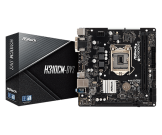 Asrock H310CM-DVS (LGA 1151v2, 2xDDR4 2666MHz up to 32Gb, VGA, DVI) (Новый)
