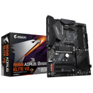 Gigabyte B550 AORUS Elite V2 (AM4,  4xDDR4 4400 up to 128GB, DP, HDMI, ATX) (Б/У, год гарантии)